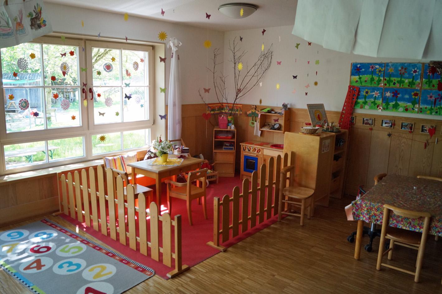 Der Kindergarten 12