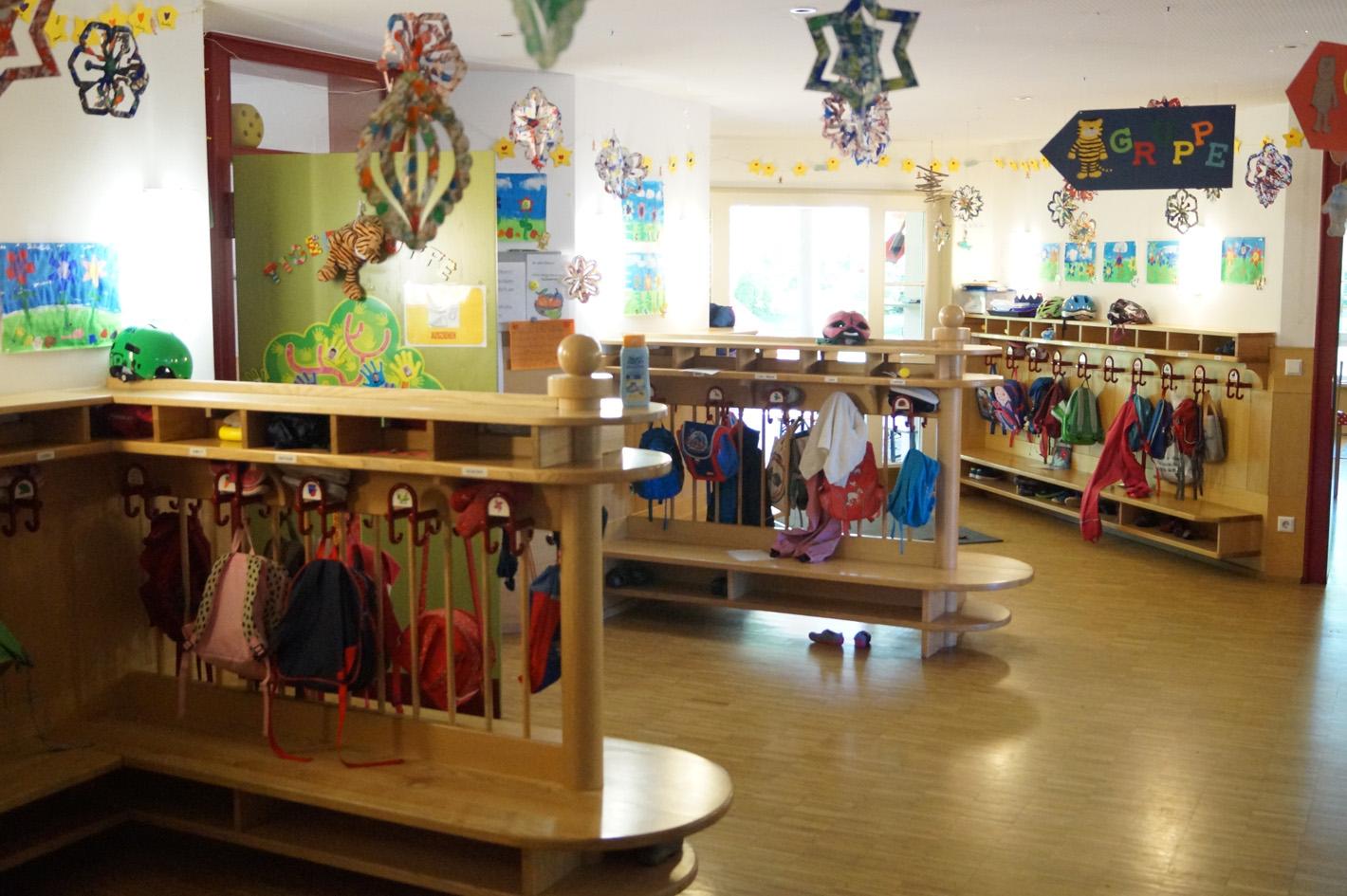 Der Kindergarten 9
