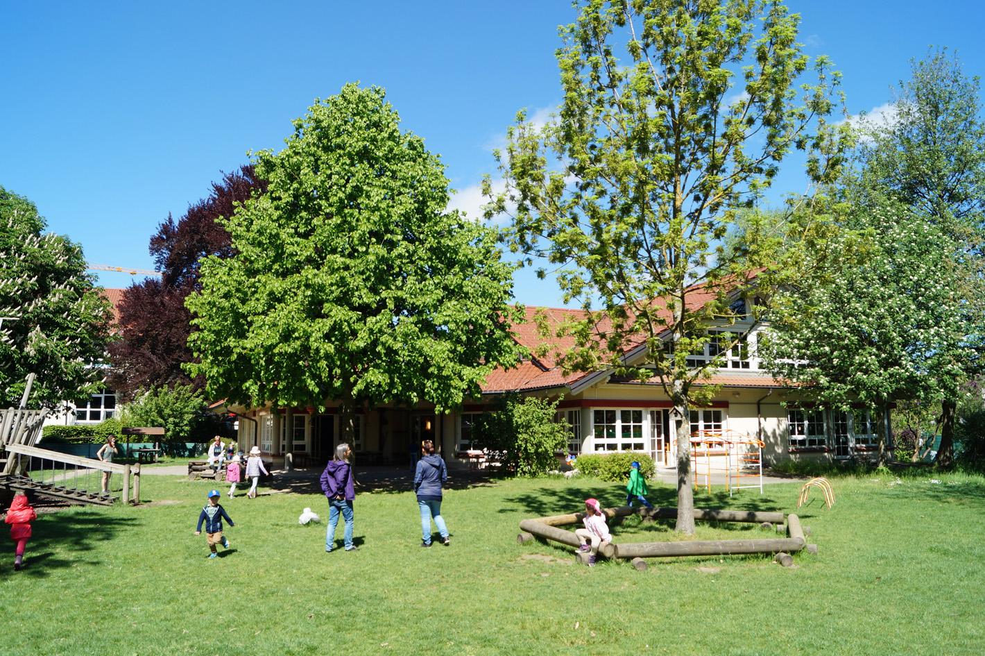Der Kindergarten 6